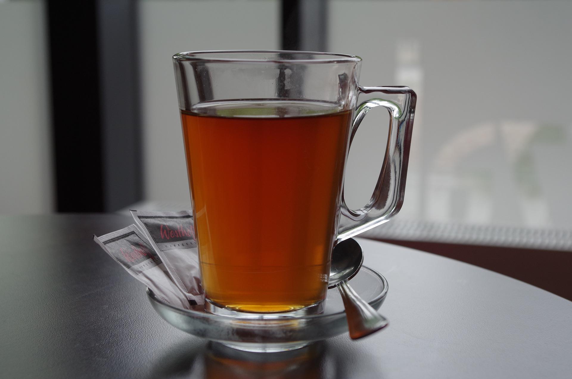 préparer un thé de chanvre CBD 3